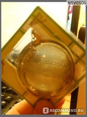 Ситечко для заваривания чая AliExpress (Min order is ) Brief stainless steel tea ball tea filters tea strainer c466 фото