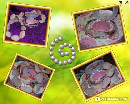 Тени для век Pupa luminys baked eyeshadow запеченные фото