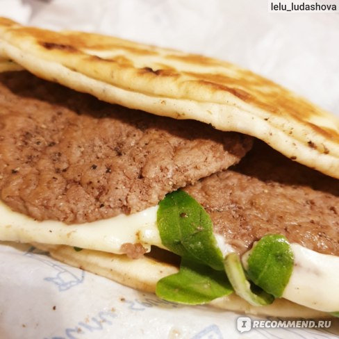 Макдоналдс Панини Тоскана