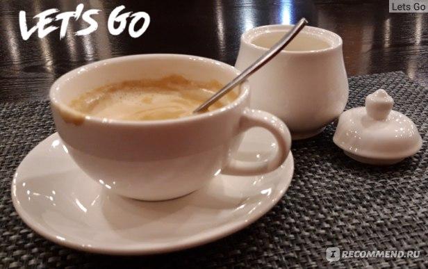 В Корее отличный кофе похоже что мой был Maksim с каппучино.