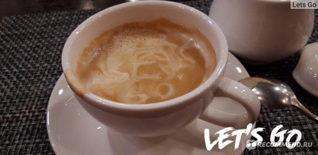 Кофе приятный и ароматный.