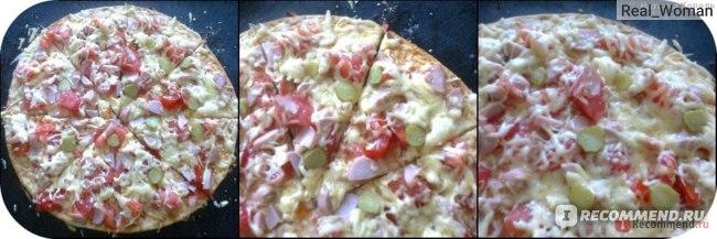 Основа для пиццы Геркулес Основа для пиццы замороженная фото