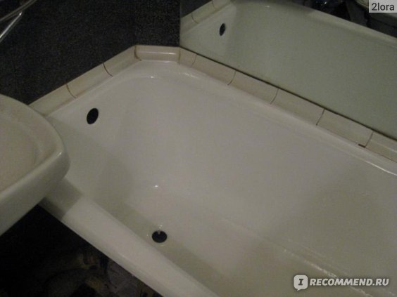 Стакрил - наливная ванна фото