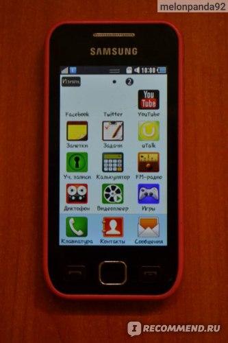Samsung GT-S5250 Wave525 фото