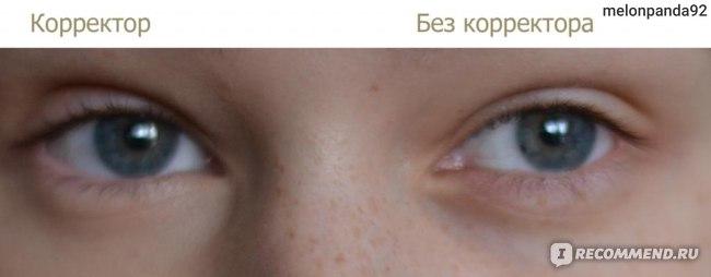 """Кофеиновый ролик с корректором Garnier """"2в1"""" фото"""