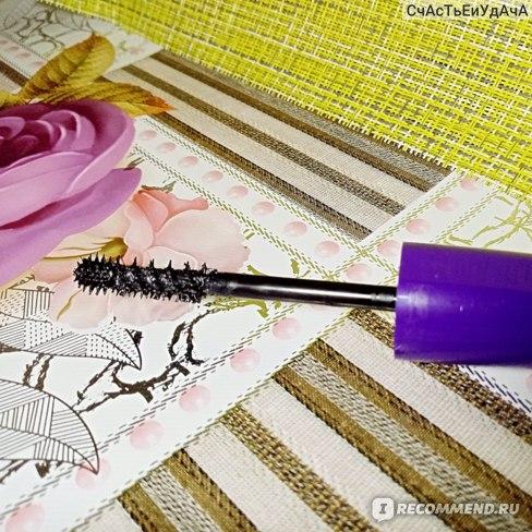 Тушь для ресниц Beauty Bomb Plus size удлиняющая фото