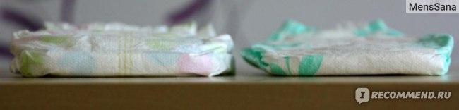 Подгузники Greenty  фото