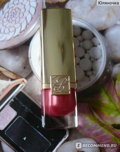 Губная помада Estee Lauder Pure Color Crystal Lipstick (серия SHIMMER) фото