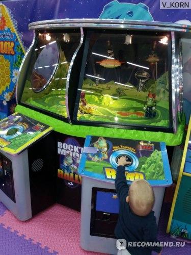 Игровые автоматы для детей саратов игровые автоматы фантастическая четверка играть