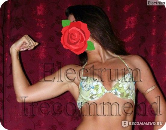 """Фитнес-программа  """"Делаем красивые плечи"""" с Екатериной Усмановой фото"""