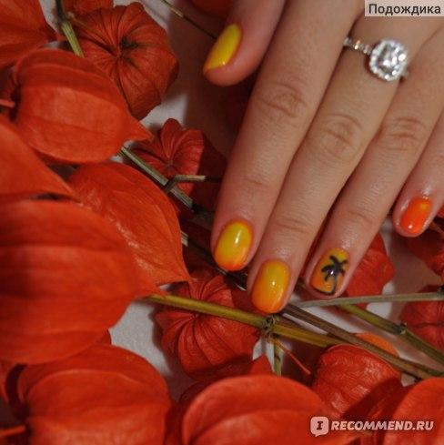 Гель-лак для ногтей OULAC Temperature Color Change фото