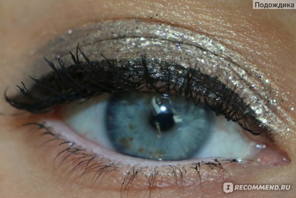 NYX Glitter Goals liquid eyeshadow