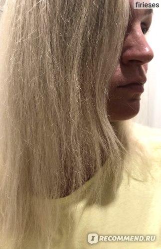 Волосы ПОСЛЕ использования увлажняющего кондиционера Cocochoco Intensive