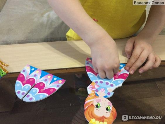 Игры для детей Десятое королевство Набор для творчества Маленькая Принцесса  фото