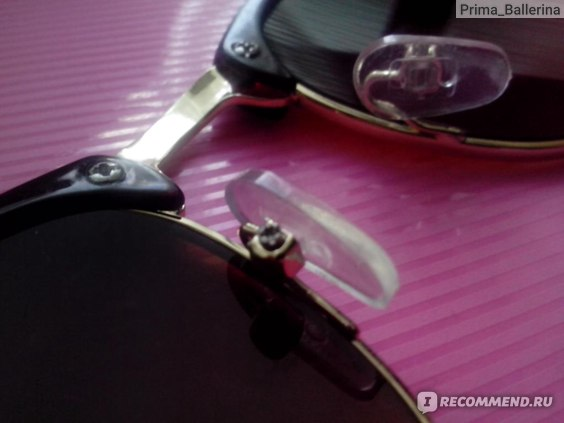 Солнцезащитные очки Aliexpress Retro Half-frame Sunglasses фото