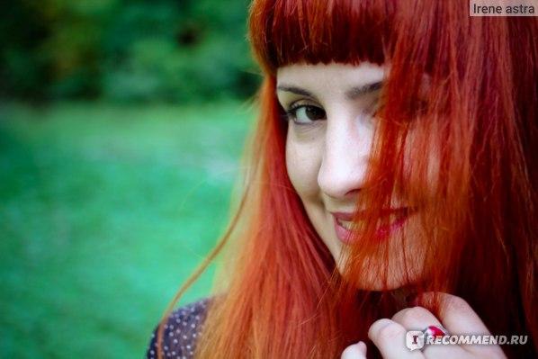 Окрашивание волос в салоне или парикмахерской фото