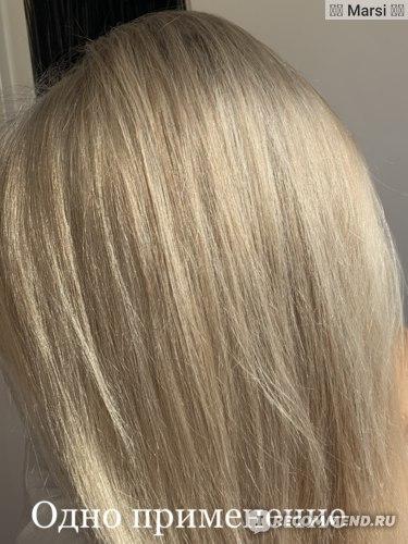 Убрать желтизну с волос дома отзывы
