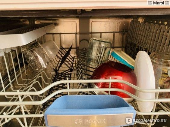 Встраиваемая посудомоечная машина BOSCH SMV65M30RU фото