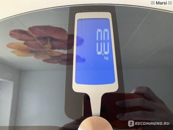 Напольные весы Polaris PWS 1883DGFI электронные диагностические отзывы