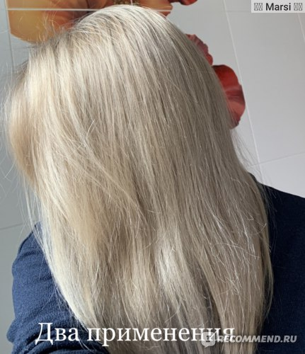 Тонировка волос дома