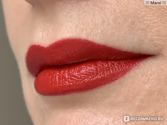 Губная помада Giorgio Armani rouge d'Armani matte фото