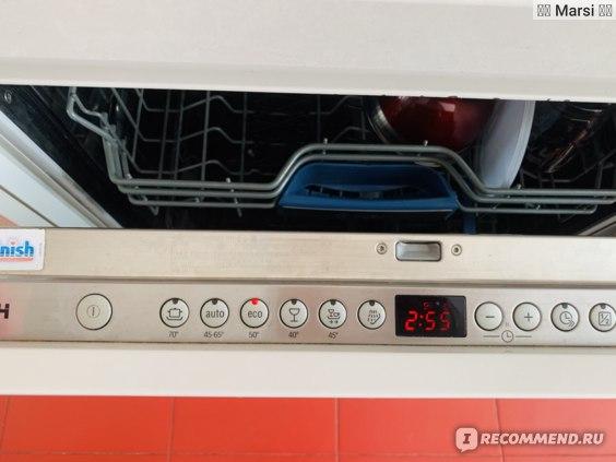 Встраиваемая посудомоечная машина BOSCH SMV65M30RU отзывы