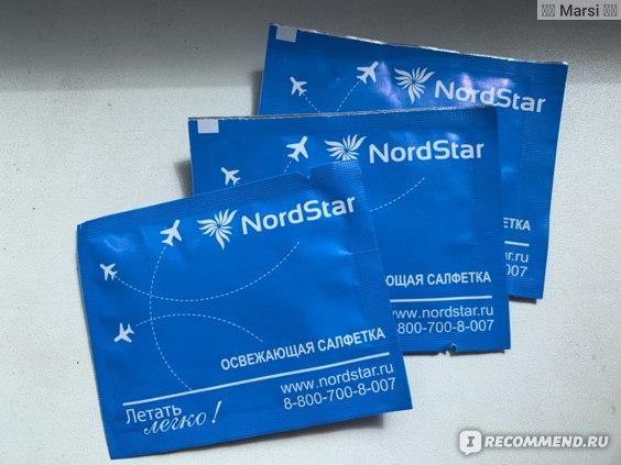"Nord Star Airlines (авиакомпания ""Таймыр"") фото"