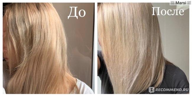 филлер для волос дома