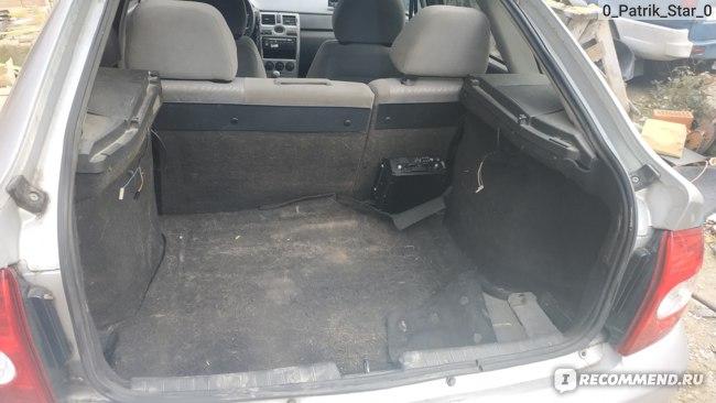 багажник лада приора хэтчбэк 2008
