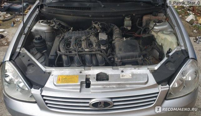 двигатель лада приора 2008