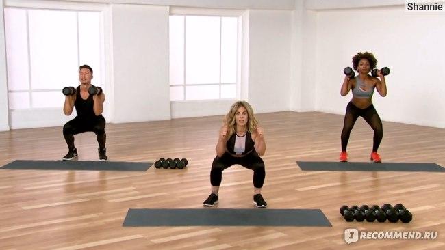 Lift & Shred: силовая тренировка Джиллиан Майклс