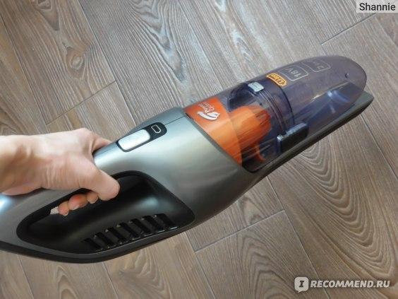 Съемный ручной пылесос Philips PowerPro Duo FC6168
