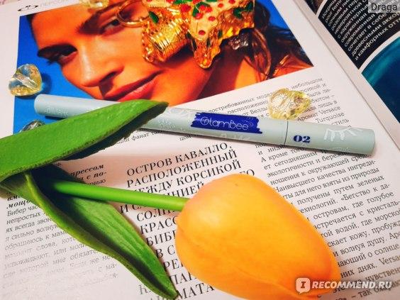 Карандаш для бровей Glambee Wow Brow Pencil&Gel