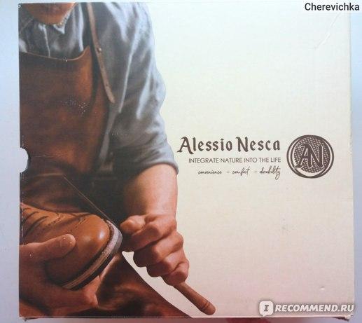 Полусапоги женские зимние Alessio Nesca LL2019AW-19 фото