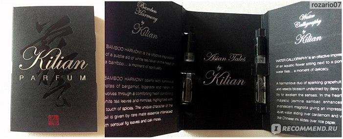 Kilian Water Caligraphy фото