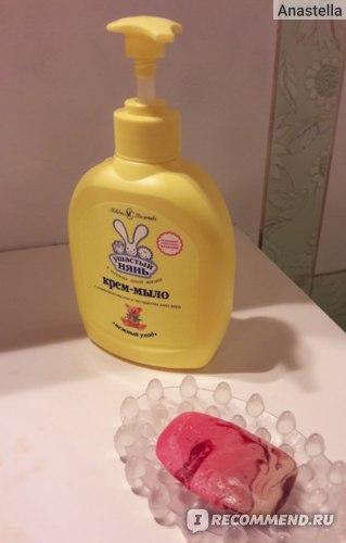 Мыло детское Ушастый нянь Жидкое крем-мыло фото