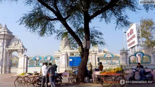 Прем Мандир во Вриндаване