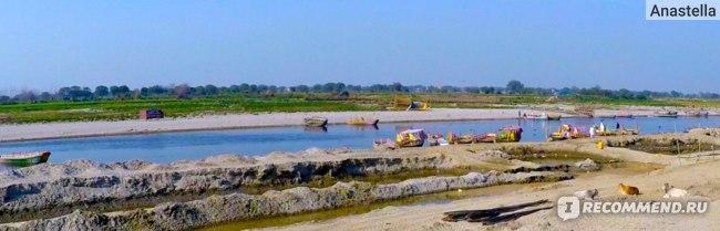Святая река Ямуна