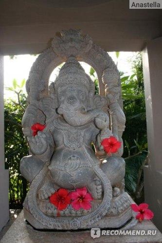 "Ganesha. Hotel ""The Leela"" Goa 5* India"