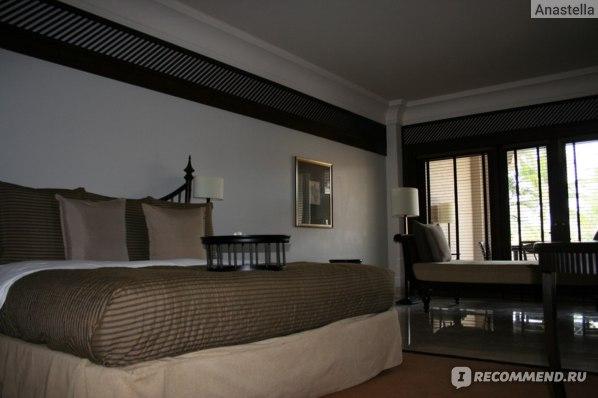 """Один из номеров. Hotel """"The Leela"""" Goa 5* India"""