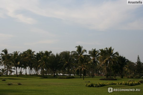 "Территория. Hotel ""The Leela"" Goa 5* India"