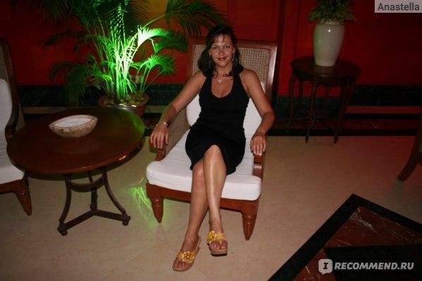 Интерьер отеля Taj Exotica, Гоа, Индия.