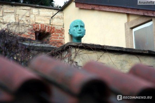 Голова. Прага.