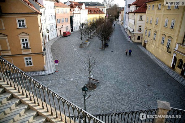 Кампа. Мала Страна. Прага.