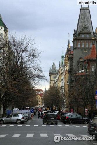 Парижская улица. Прага.
