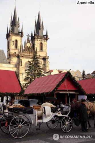 Новый год. Прага.