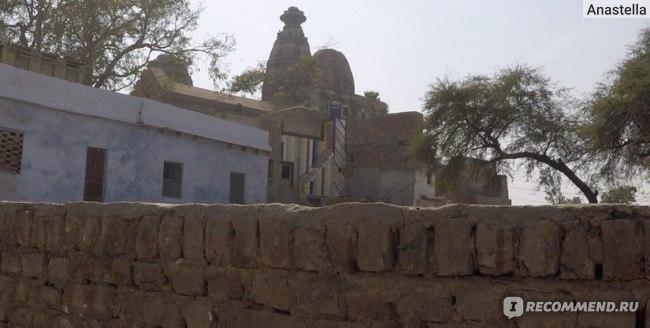Храм Маданамоханы во Вриндаване