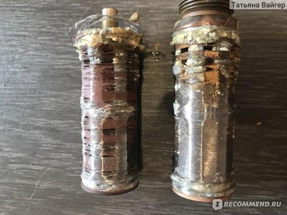 Фильтры после 6 мес использования