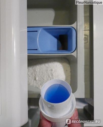Очиститель для стиральных машин Calgon гель  фото