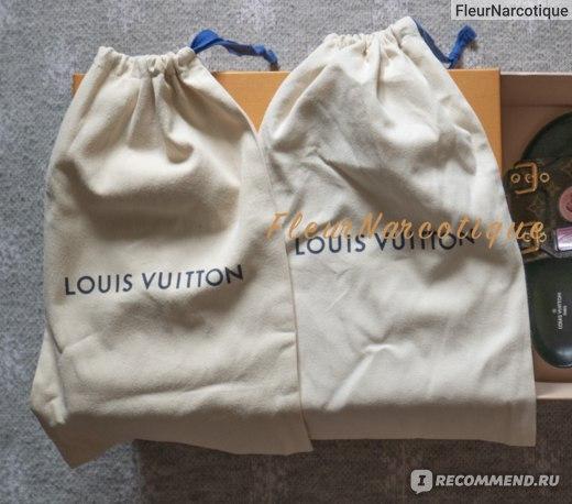 упаковка Louis Vuitton